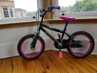 "Kids Tinkerbell 16"" Bike"