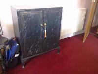 Filing cupboard / record LP cupboard