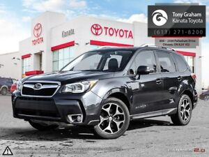 2014 Subaru Forester 2.0XT Limited Package Limited+Leather