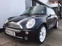 MINI Hatch 1.6 Cooper 3dr ONLY 81407 GENUINE MILES