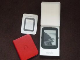Nook Simple Touch eReader
