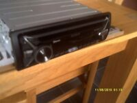 SONY MEX-N4100 AUDIO SYSTEM