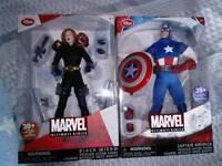 Huge collection of Marvel figures