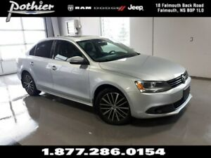 2014 Volkswagen Jetta 2.0 TDI Highline | DIESEL | LEATHER |