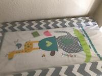 Baby changing mat brand new