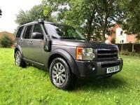2006 LAND ROVER DISCOVERY 2.7 TDV6 SE *AUTO* 7 SEATER* TOP SPEC*12 MONTHS MOT*