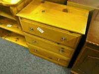 Small Chest of drawers #31163 £30