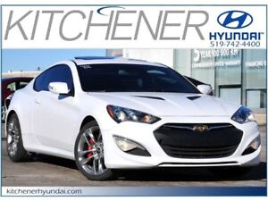 2015 Hyundai Genesis Coupe GT GT // 6 SPD MANUAL // LEATHER /...