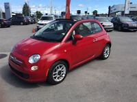 2012 Fiat 500C Convertible ... One Owner ... Great condition!