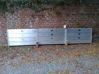 Flood Wall Barrier