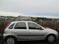 vauxhall corsa active cdti 1.3 94000 miles current lady owner 9 years