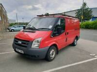 2007 FORD TRANSIT VAN WITH A FULL YEAR M.O.T,
