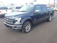 2015 Ford F-150 King Ranch *Fully Loaded driven by Ford Executiv