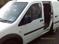 2005 FORD TRANSIT CONNECT T200 SWB 1.8 TDDI (not berlingo,caddy,partner,transit)
