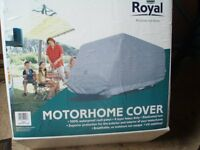 Motorhome cover by Royal Leisure