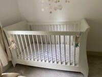 Full nursery furniture set