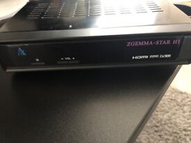 Zgemma Start H1 Cable free view receiver