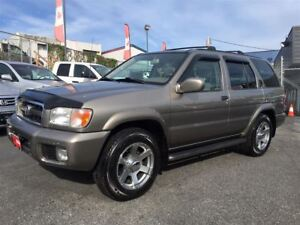 2003 Nissan Pathfinder LE Coquitlam Location - 604-298-6161