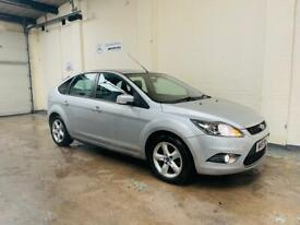 image for Ford Focus 1.6 zetec in stunning condition long mot January 2 owners