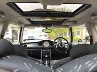 Mini Cooper 1.6 Petrol 2005 Fresh 1 Year Mot & Low Mileage , Fully Electric Panoramic Sunroof