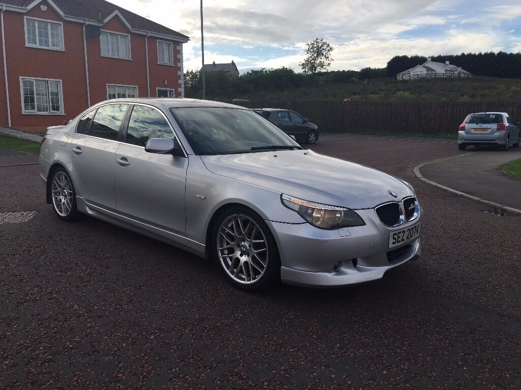 BMW 530d 2004 AUTOMATIC full AC schnitzer kit!!!   in ...