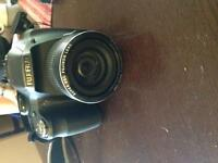 Fujifilm camera SL240 with case and charger