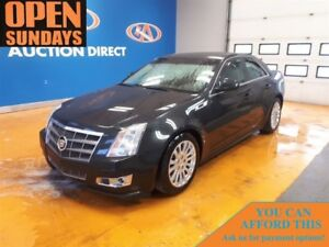 2011 Cadillac CTS 3.6L SUNROOF! LEATHER!
