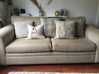 M&S Love Seat and 3 Seater Couch (Next)