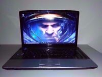 "GAMING ACER 16"" - INTEL - NVIDIA - FULL HD 1920/1080 - BLUERAY - WIN 7 OR 10"