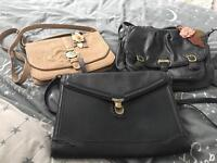 3 perfect condition Nica bags