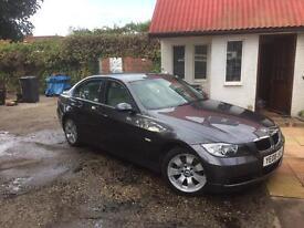 BMW 320d special edition se