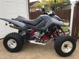 APACHE RXL 450 Access Quad Bike MX ATV Moto NOT LTZ TRX KTM YFZ 700 RAPTOR YFM