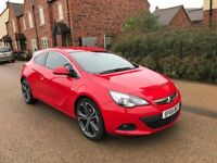 Vauxhall Astra Gtc 1.4 i 16v Turbo Limited Edition 3dr (start/stop) Only 7k Miles As New!