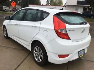 2014 Hyundai Accent GL/PRICED FOR AN IMMEDIATE SALE/ LOW, LOW KM Kitchener / Waterloo Kitchener Area image 7