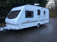 Elddis typhoon 4 berth