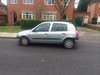 RENAUL CLIO AUTOMATIC ONLY 49K MILES.