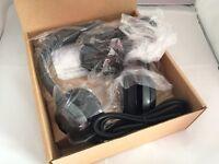 Logitech webcam and USB headset - never used