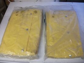 ARCO WET SUIT JACKETS SUITABLE FOR POWERWASHING SIZES MED AND LARGE