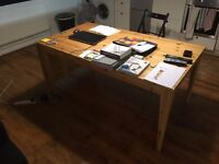 IKEA NORNAS Dining table. Extendable