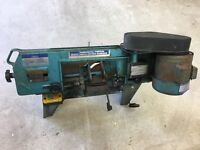 Draper MBS46A Metal Cutting Bandsaw 4X6 Band Saw 240V Identical to Clarke and Sealey Models