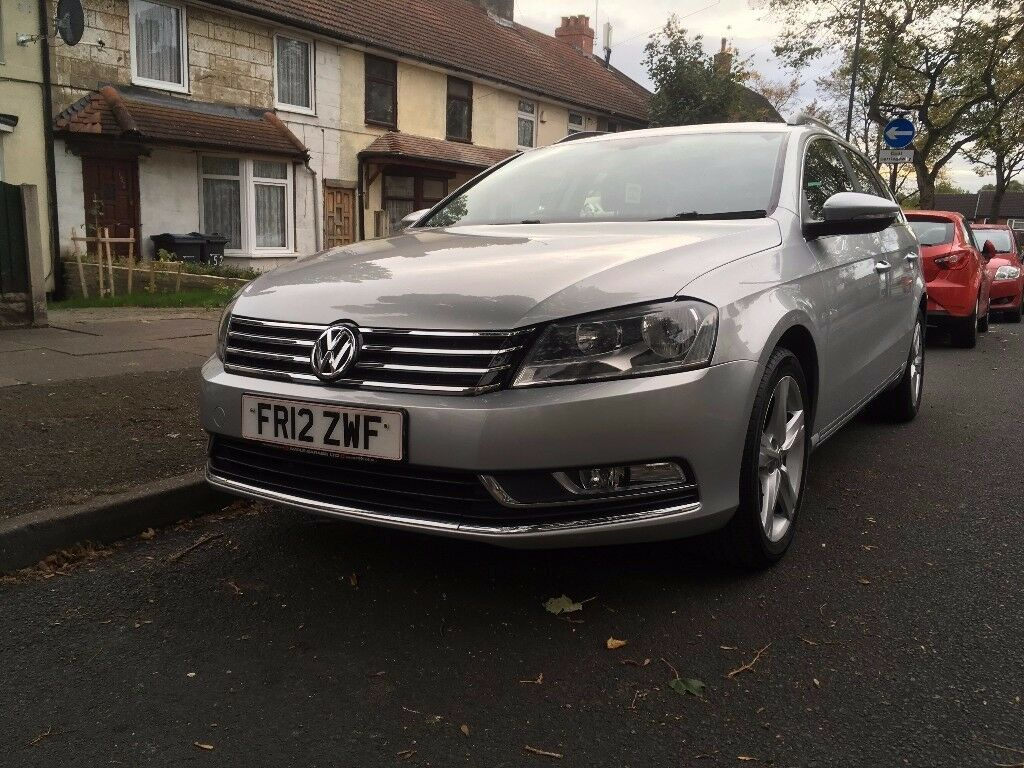 VW Passat 2.0 TDI BlueMotion Tech SE DSG 5dr CAT C