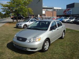 2004 Toyota Corolla CE ~ POWER LOCK & MIRRORS ~  LOW MILEAGE ~