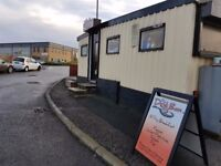 Thriving catering business for sale