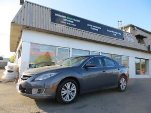 2009 Mazda MAZDA6 AUTO,LOADED,BLUETOOTH,ALLOYS,  FOG LIGHTS