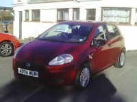 fiat punto 2006, 1200cc, full service history, sold with warranty