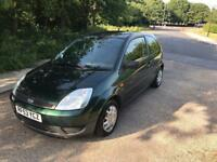 FORD FIESTA 1.3 LX MOT 120K MILES 2004 DRIVES THE BEST