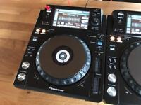 Wanted All DJ EQUIPMENT Pioneer CDJ 2000 Nexus Decks - DJM 900 Nexus NXS2 Mixer