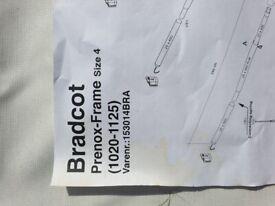 Brabcot awning size 13