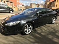 PEUGEOT 407 2.0 HDi COUPE {BELLAGIO}, SAT/NAV, CAMBELT & WATERPUMP CHANGED. FULL HISTORY + ONE OWNER
