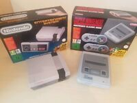Better than snes/nes mini Retro multi console all in one. Over 5000 games with 2 pads